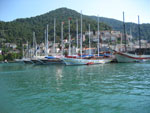 West Turkey tour with Gulet cruise. Turkey travel tour packages