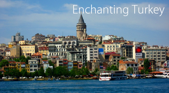 Turkey Escorted Group tours and Private guided tour packages