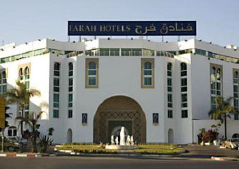 Golden Tulip Hotel Rabat Morocco Best Rates By Anatolia Travels