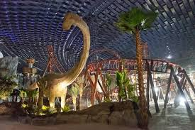 World's biggest family and leisure indoor park opens in Dubai