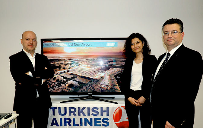 """Istanbul's new airport is the """"largest project in Turkey's history"""""""