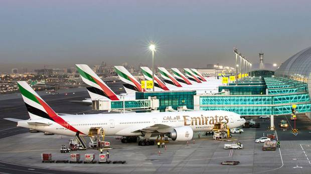 Dubai Airport still holds top position as world's busiest for international passengers